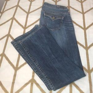 Express Stella Boot Cut Jeans 8R